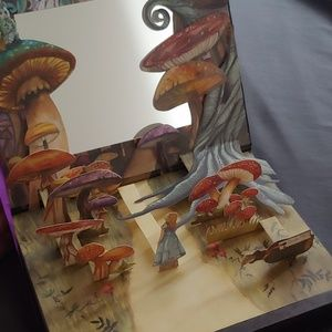 RARE Original Alice in Wonderland Palette